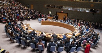 File photo of UN Security Council. Photo Credit: Tasnim News Agency