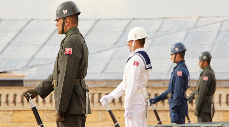 Turkey Ankara Soldiers Guards Military Uniform