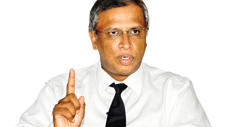 Sri Lanka's M.A. Sumanthiran