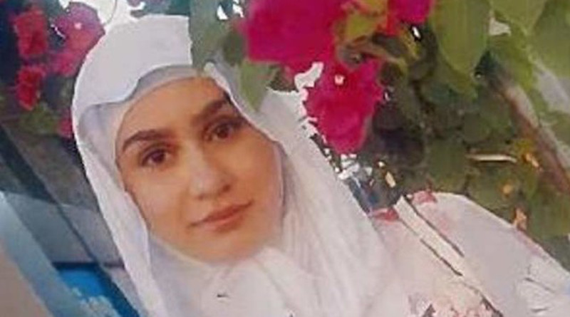 Aya Hachem was shopping for groceries in Blackburn when she was shot dead. (Lancashire Police)