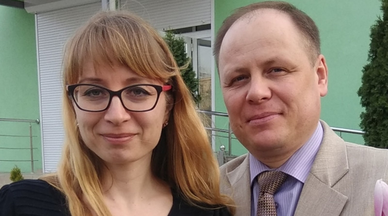 Anna and Aleksandr Solovyov. Photo Credit: Jehovah's Witnesses