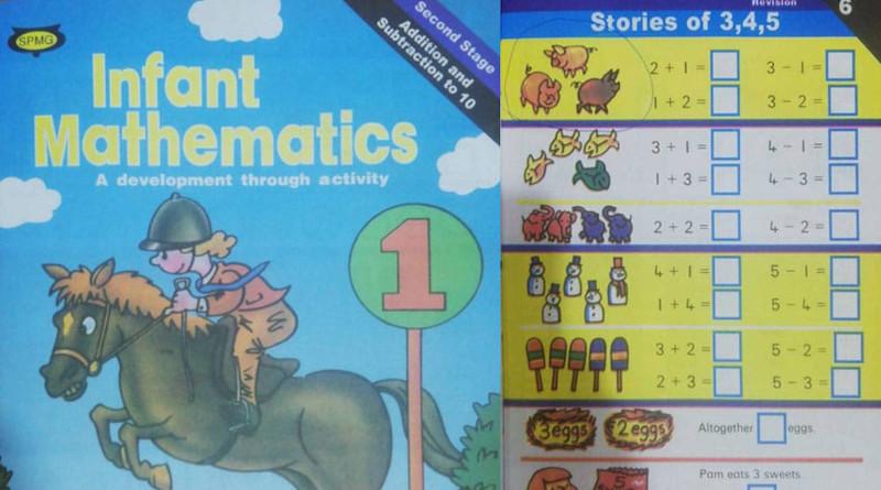 Controversial school book