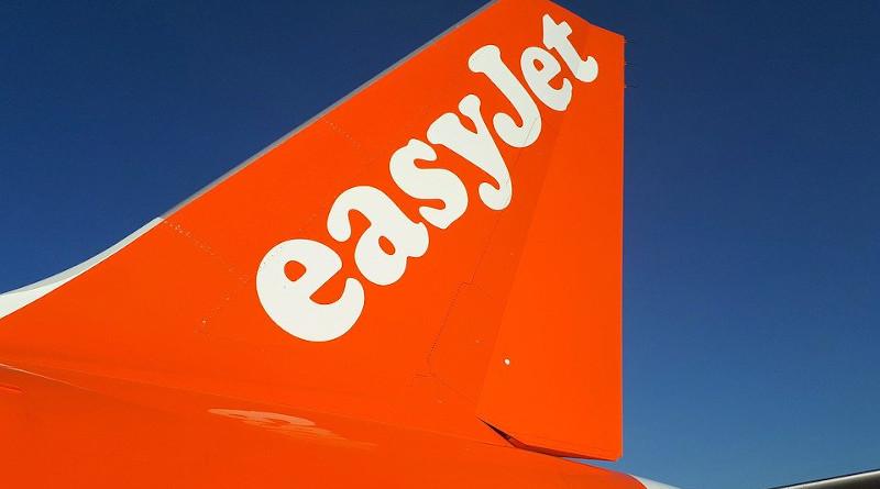 Airplane Aircraft Passenger Aircraft Airline Easyjet Orange