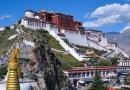 Potala Palace Tibet Potala Lhasa Travel Buddhism