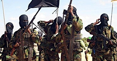 Members of Somalia-based al-Shabaab. Photo Credit: Tasnim News Agency