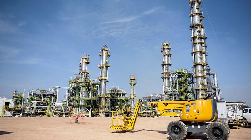 PEMEX Refinery Tula de Allende, in the Mexican state Hidalgo. Photo Credit: Presidencia de la República Mexicana