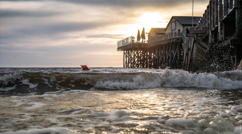 Coastal communities will face increasing risk of floods in the future ©Jerik, Adobe Stock 2020