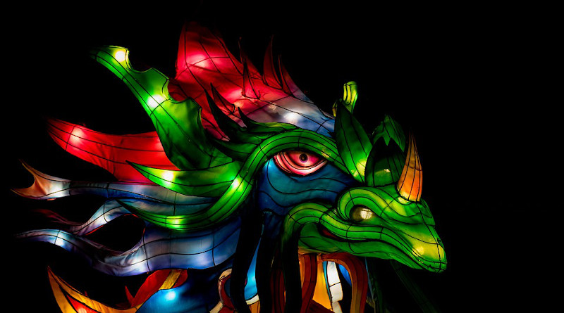 China Chinese Dragon Asian Culture Tradition