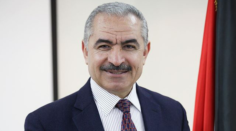 Mohammad Shtayyeh, Prime Minister of the Palestinian National Authority. Photo Credit: Montaser.pal, Wikipedia Commons