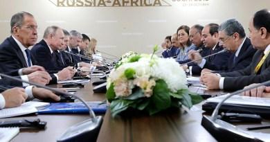 Russia-Africa Summit in Sochi 2019. Photo Credit: Kremlin.ru