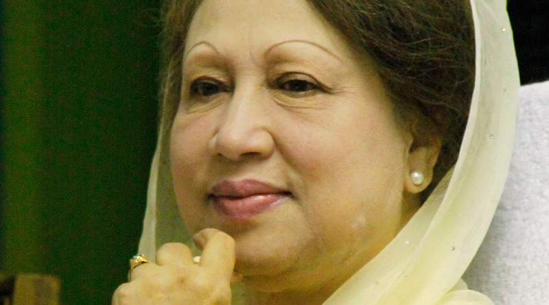 Bangladesh's Khaleda Zia. Photo Credit: Mohammed Tawsif Salam, Wikipedia Commons