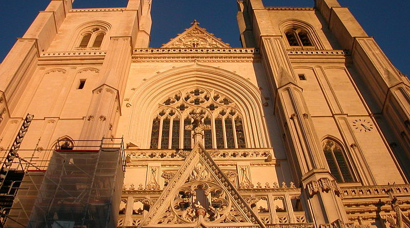 File photo of Façade of Nantes Cathedral in France. Photo Credit: Pymouss44, Wikipedia Commons