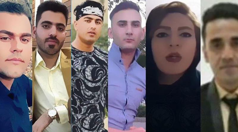 Protestors arrested in Iran. Photo Credit: Iran News Wire