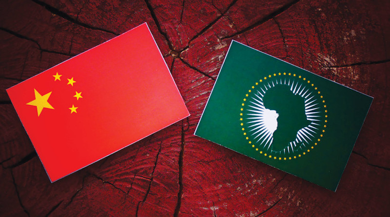 China and African Union. Photo Credit: Shutterstock/Golden Brown, via PRISM