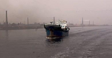 Ships River Bangladesh Cargo Shipping Travel Port