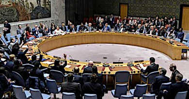 File photo of UN Security Council in session. Credit: United Nations