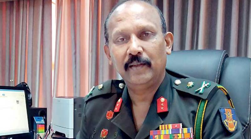 File photo of Sri Lanka's Defense Secretary Maj. Gen. (Retd) Kamal Gunaratne. Photo Credit: Ndananjaya, Wikipedia Commons