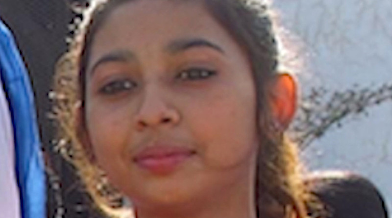 Maira Shahbaz, 14, was abducted at gunpoint in April and forcefully converted to Islam before her abductor married her. A court ruled her marriage was valid. Photo: indcatholicnews.com