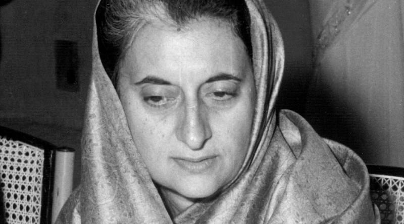 India's Indira Gandhi. Photo Credit: Defense Department, US government