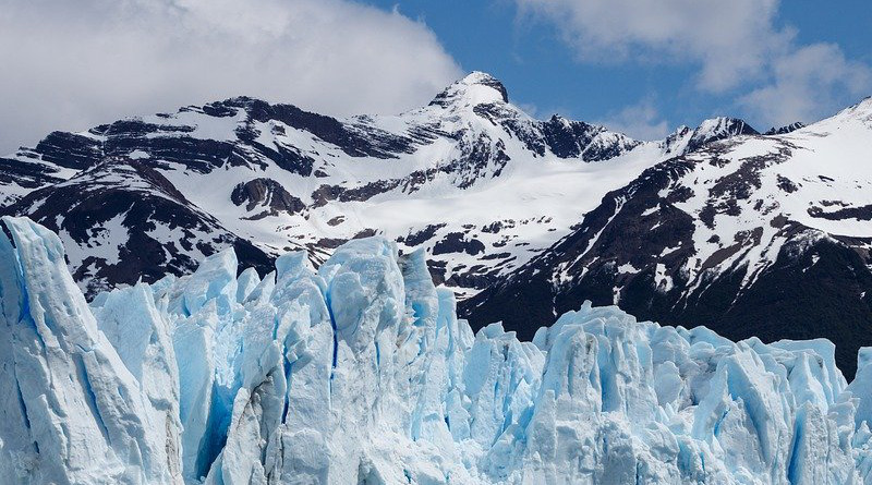 Mountain Glacier Winter Peak Cliff Perito Moreno