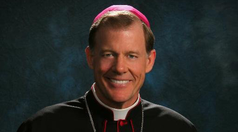 Archbishop John C. Wester. Photo Credit: Twitter