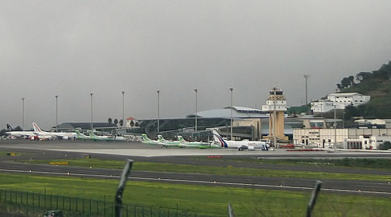 Tenerife Norte Airport, Canary Islands, Spain. Photo Credit: Sir James, Wikipedia Commons