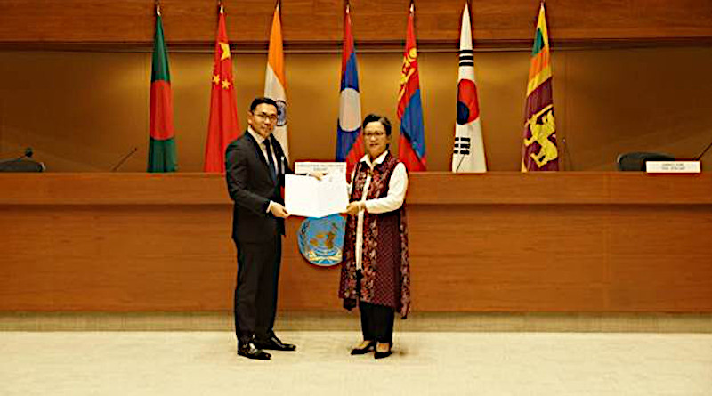 Mongolia accedes to the Asia-Pacific Trade Agreement as its seventh member. Photo: ESCAP/Caio Goncalves Carvalho F Perim