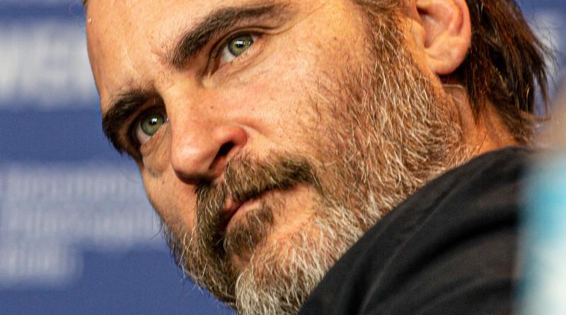 Actor Joaquin Phoenix. Photo Credit: Harald Krichel, Wikipedia Commons