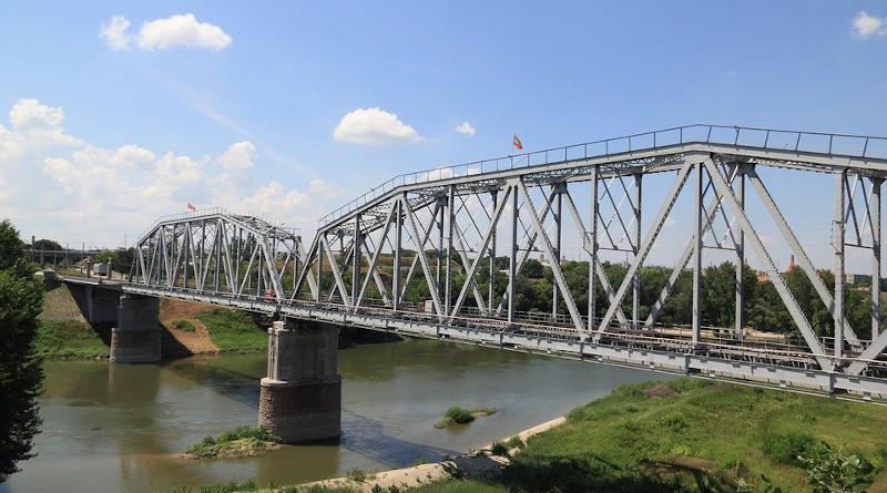 Moldova Transnistria Bender Bridge