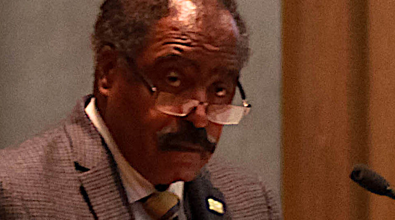 Tennessee state representative John DeBerry. Photo Credit: Sean Braisted, Wikipedia Commons