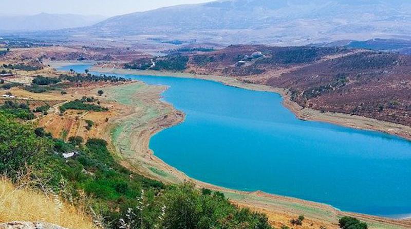 River Nature Lebanon Bekaa Valley Water