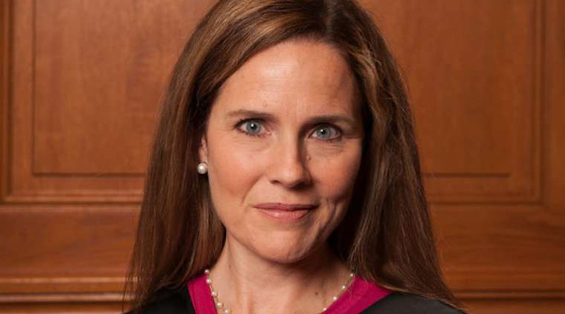 Judge Amy Coney Barrett. Credit: Rachel Malehorn, Wikimedia Commons