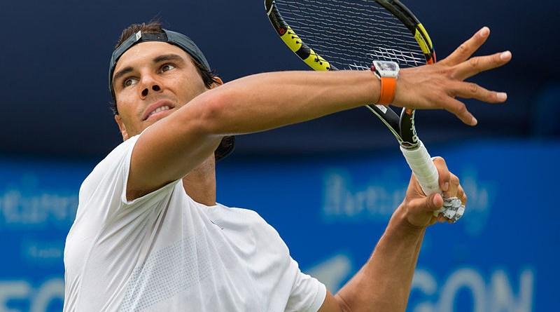 File photo of Spanish tennis player Rafael Nadal. Photo Credit: Diliff, Wikipedia Commons