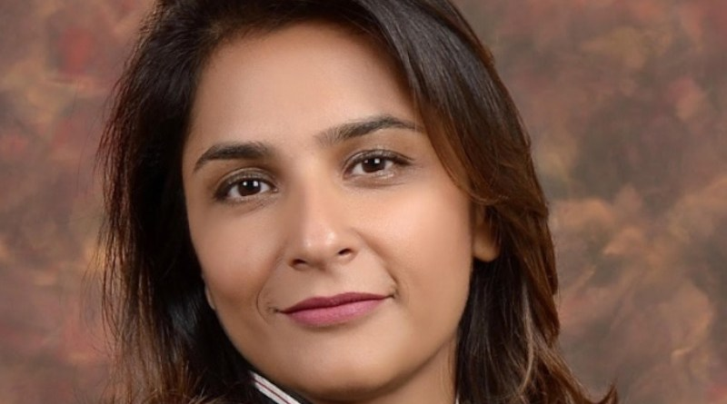 Aruna Hussain, Managing Director, Maersk Pakistan