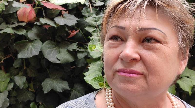 Tatyana Dovlatova, leader of the Open Line Initiative Group. Photo Credit: AHRCA