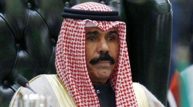 File photo of Kuwait's Sheikh Nawaf Al-Ahmad Al-Jaber Al-Sabeh. Photo Credit: Tasnim News Agency