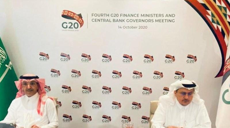 G20 Meeting in Saudi Arabia. Photo Credit: @g20org