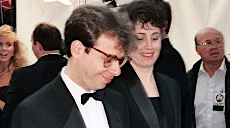 File photo of Rick Moranis. Photo Credit: Alan Light, Wikipedia Commons