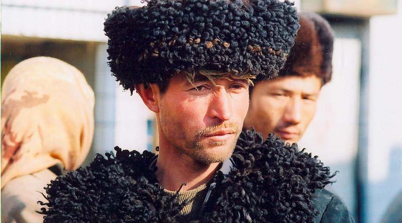 Uyghur man from Kashkar. Photo Credit: Wikipedia Commons