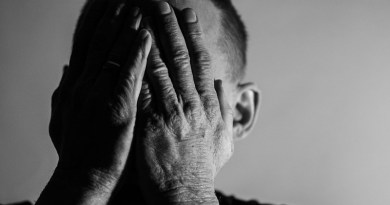 Incel Depression Depressed Sadness Man