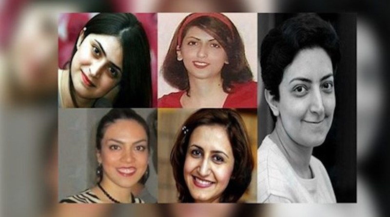 Five Bahai women in Mashhad, northeastern Iran, were sentenced to a total of five years of prison. Photo Credit: Iran News Wire