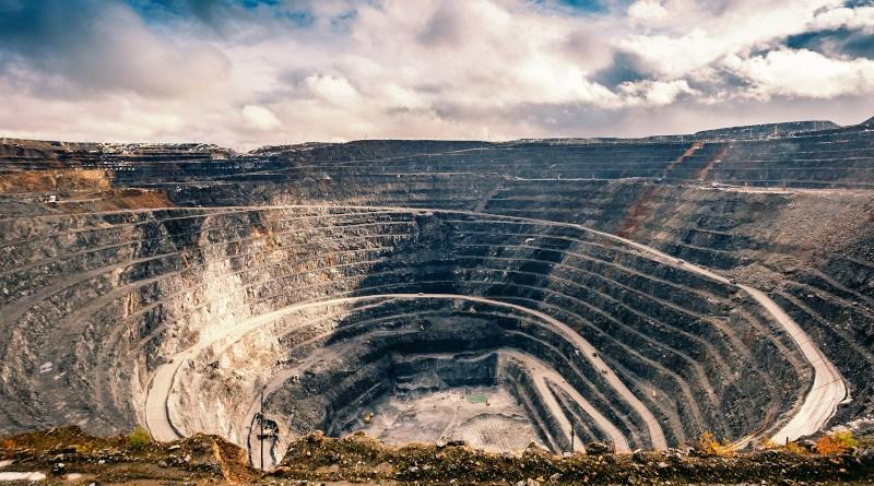 Polyus' Olimpiada gold mine in Krasnoyarsk Krai. Photo Credit: Polyus.com