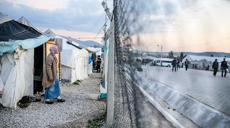 Syria refugee crisis. Photo: © European Union 2016 - European Parliament (CC BY-NC-ND 2.0)