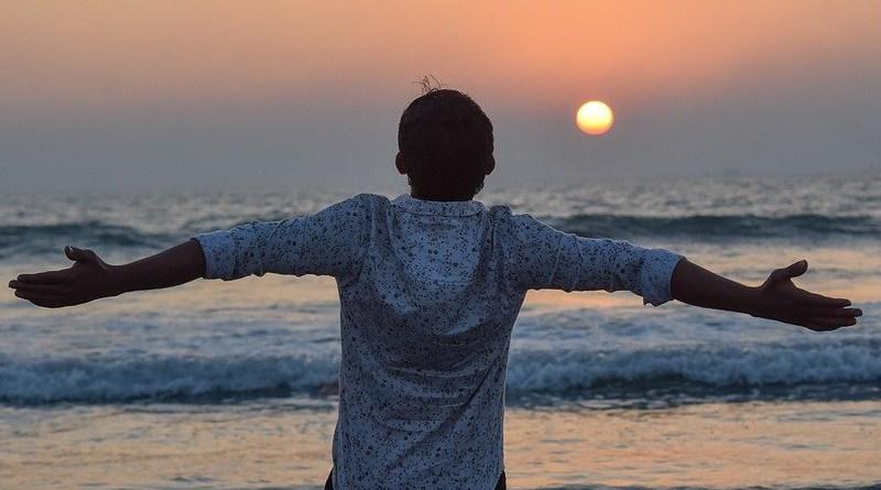 Sunset Sea Beach Cox's Bazar Beach Sunset Travel Bangladesh