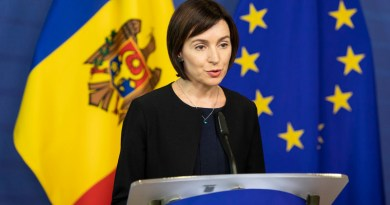 File photo of Moldova's Maia Sandu. Photo Credit: ec.europa.eu