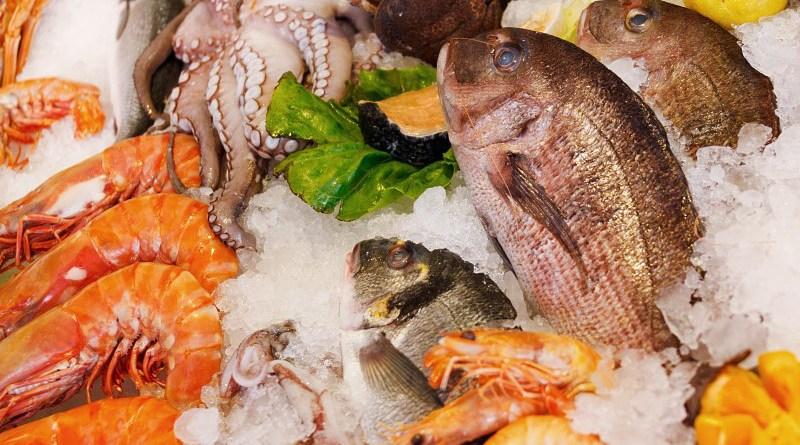 market Seafood Food Healthy Sea Fresh Fish Restaurant
