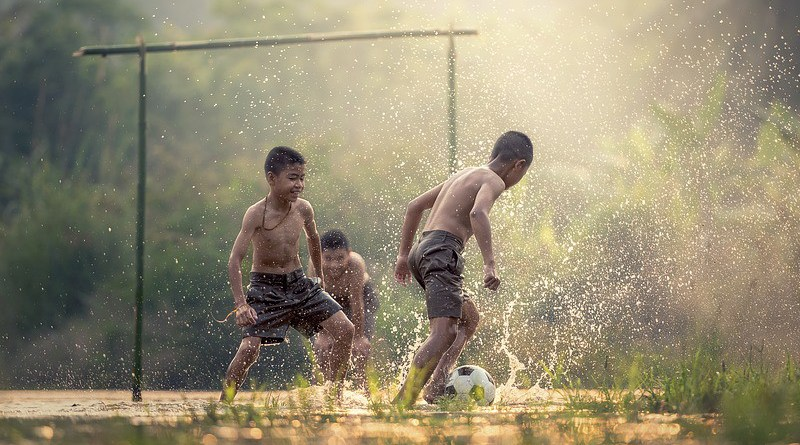 Soccer Football Children Sports Ball Boys Brazil