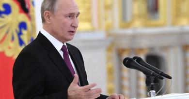 Russia's President Vladimir Putin. Photo Credit: Kremlin.ru