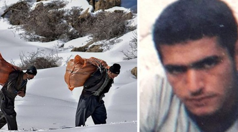 Security forces open fire on border porters, kill 3 in West Iran. Photo Credit: Iran News Wire