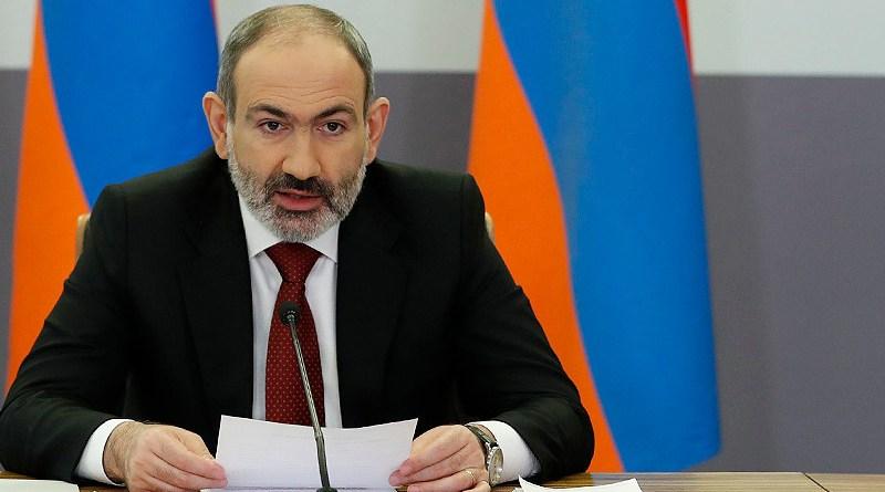 Armenia's Prime Minister Nikol Pashinyan. Photo Credit: Government of Armenia